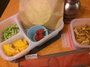 Whole Food Friday Lunch