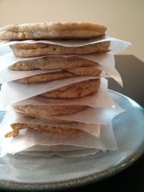 Basic Whole Wheat Pancakes