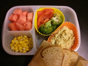 Whole Food Kid's School Lunch
