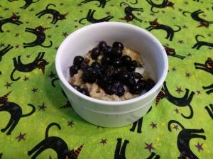 Blueberry Oatmeal Swirl