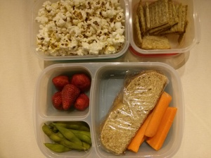 Whole Food School Lunch:  November 4