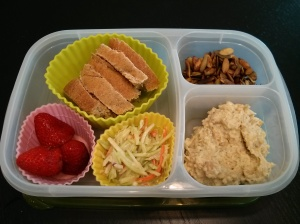 Whole Food School Lunch:  November 5