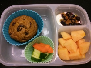 Whole Food School Lunch: December 8