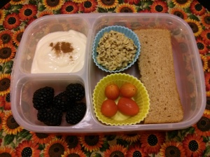 Whole Food Friday Lunch:  December 19