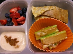 Whole Food School Lunch:  January 16