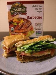 Speedy Supper Series:  Sunshine Burgers