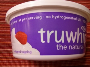 Alternative to Cool Whip