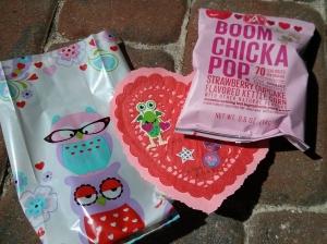 Grade School Valentines