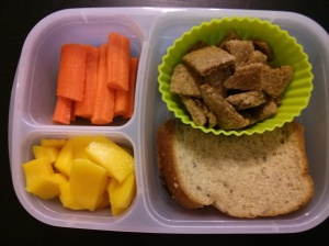 Whole Food Friday School Lunch:  Feb 20