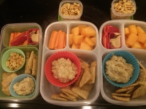 Whole Food Lunch:  April 6