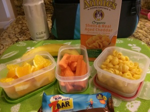 """Breaking the Rules"" School Lunch"