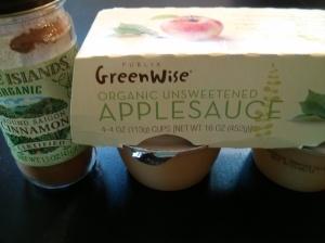 Organic Unsweetened Applesauce