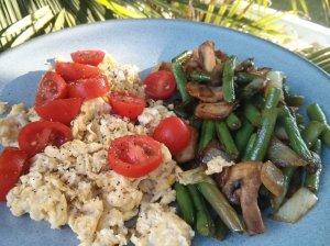 Gluten-Free Vegetarian Dinner