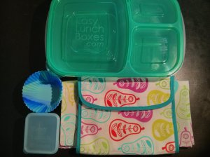 Whole Food Friday Lunch Kit