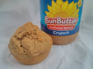 SunButter Muffin